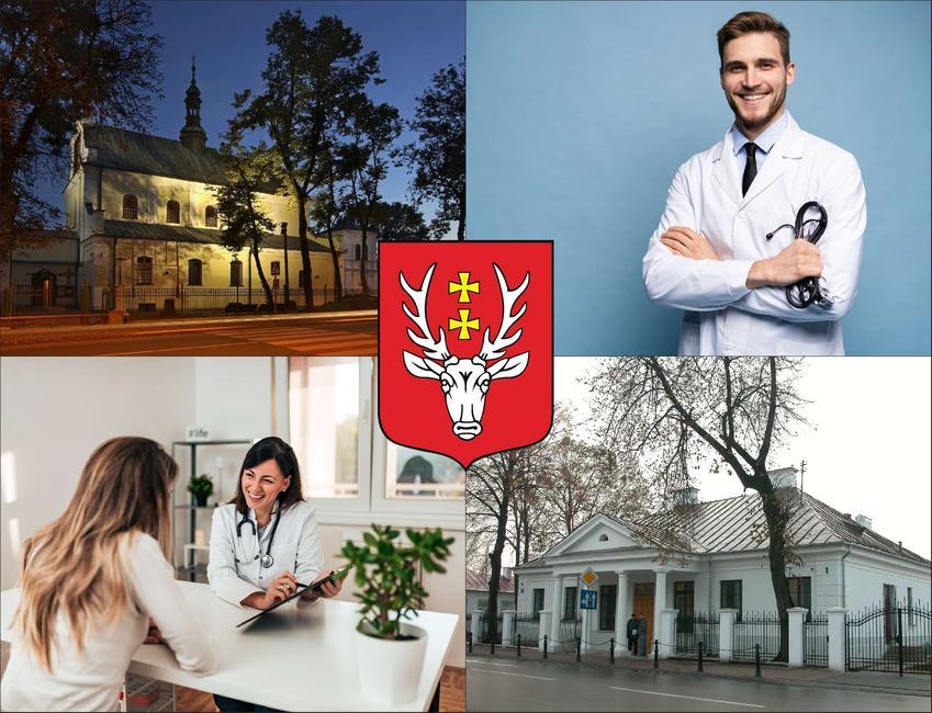 Hrubieszów - cennik prywatnych wizyt u okulisty - sprawdź lokalne ceny optyków