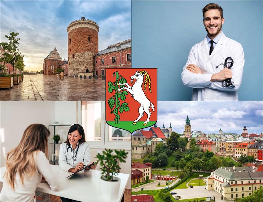 Lublin - cennik prywatnych wizyt u okulisty - sprawdź lokalne ceny optyków