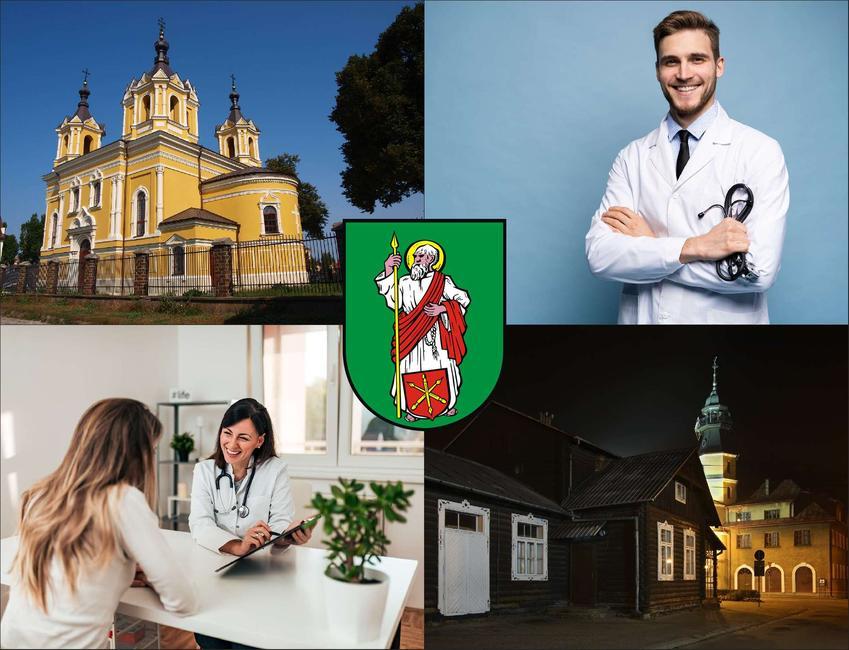 Tomaszów Lubelski - cennik prywatnych wizyt u okulisty - sprawdź lokalne ceny optyków