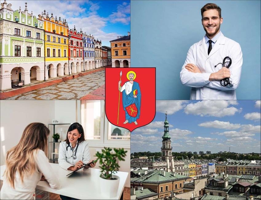 Zamość - cennik prywatnych wizyt u okulisty - sprawdź lokalne ceny optyków