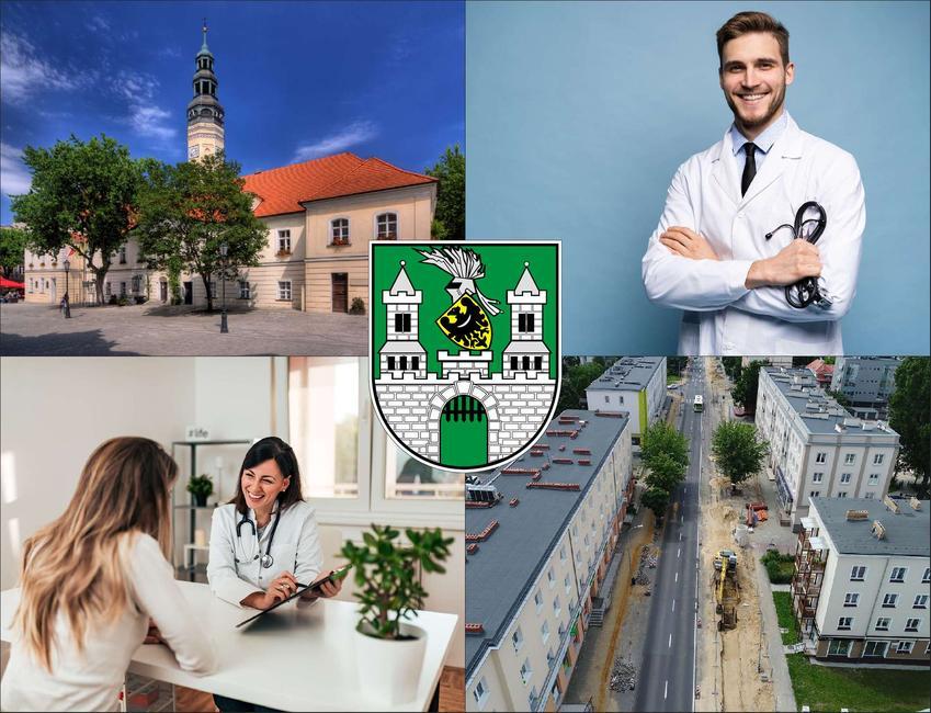 Zielona Góra - cennik prywatnych wizyt u okulisty - sprawdź lokalne ceny optyków