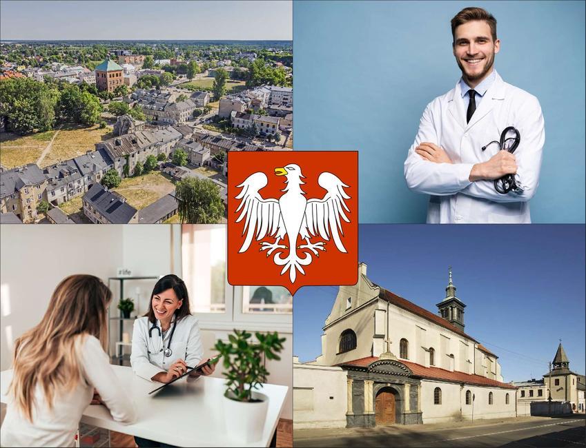 Piotrków Trybunalski - cennik prywatnych wizyt u okulisty - sprawdź lokalne ceny optyków