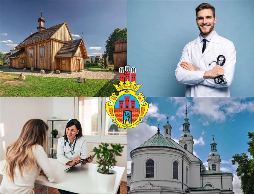 Radomsko - cennik prywatnych wizyt u okulisty - sprawdź lokalne ceny optyków