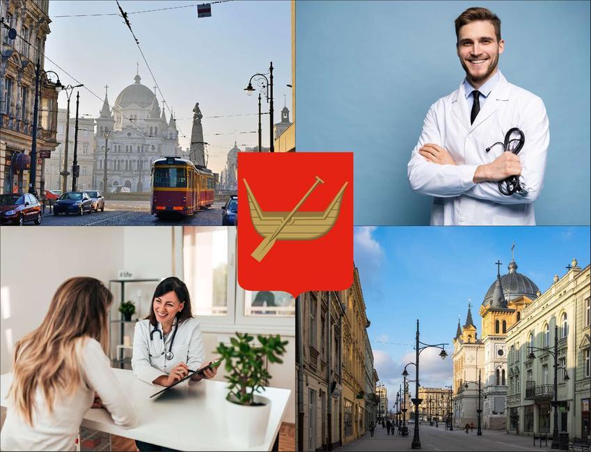 Łódź - cennik prywatnych wizyt u okulisty - sprawdź lokalne ceny optyków