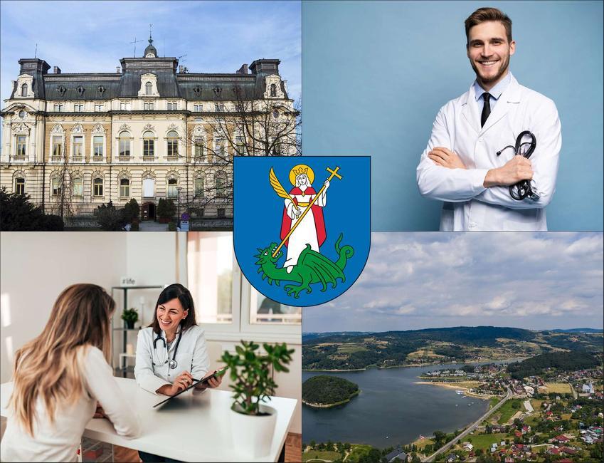 Nowy Sącz - cennik prywatnych wizyt u okulisty - sprawdź lokalne ceny optyków