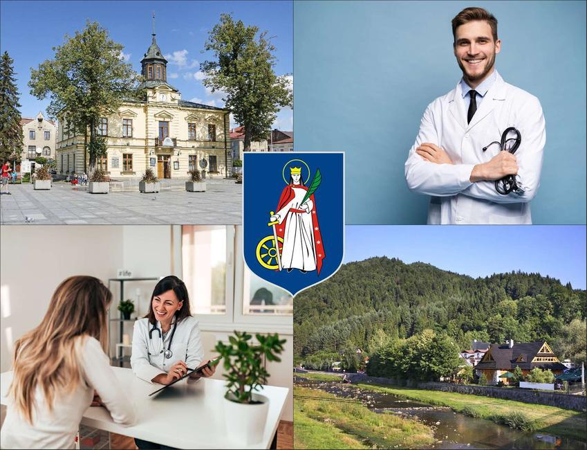 Nowy Targ - cennik prywatnych wizyt u okulisty - sprawdź lokalne ceny optyków