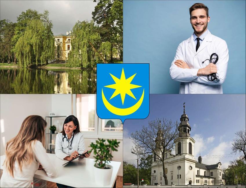Mińsk Mazowiecki - cennik prywatnych wizyt u okulisty - sprawdź lokalne ceny optyków