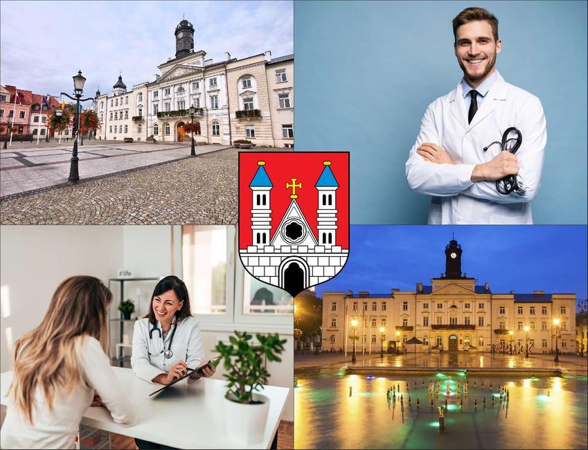 Płock - cennik prywatnych wizyt u okulisty - sprawdź lokalne ceny optyków