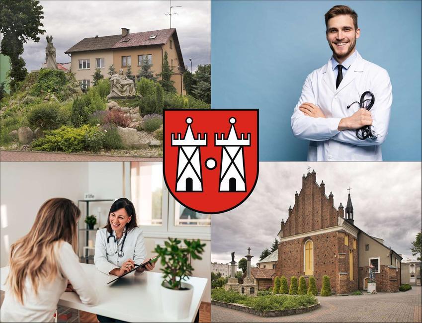 Płońsk - cennik prywatnych wizyt u okulisty - sprawdź lokalne ceny optyków