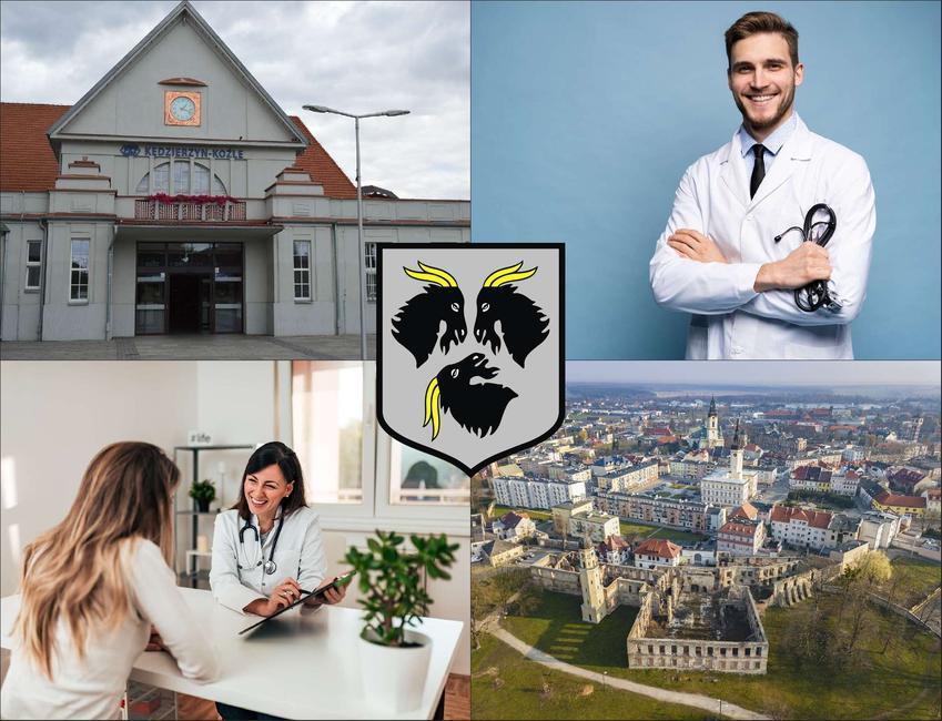 Kędzierzyn-Koźle - cennik prywatnych wizyt u okulisty - sprawdź lokalne ceny optyków