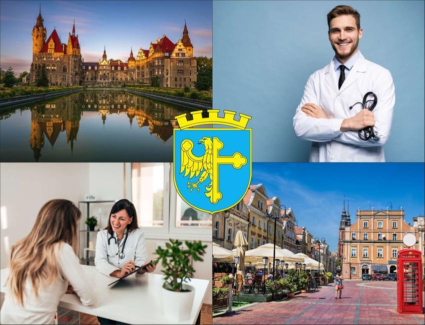 Opole - cennik prywatnych wizyt u okulisty - sprawdź lokalne ceny optyków