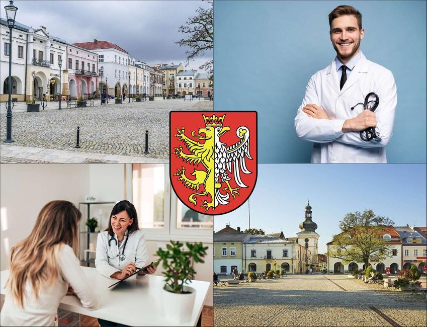 Krosno - cennik prywatnych wizyt u okulisty - sprawdź lokalne ceny optyków