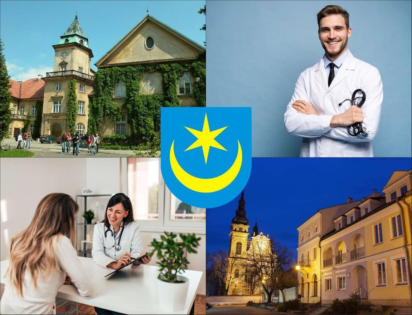 Tarnobrzeg - cennik prywatnych wizyt u okulisty - sprawdź lokalne ceny optyków
