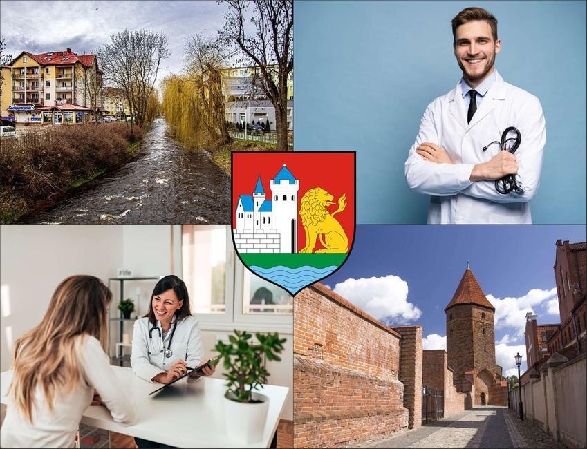 Lębork - cennik prywatnych wizyt u okulisty - sprawdź lokalne ceny optyków