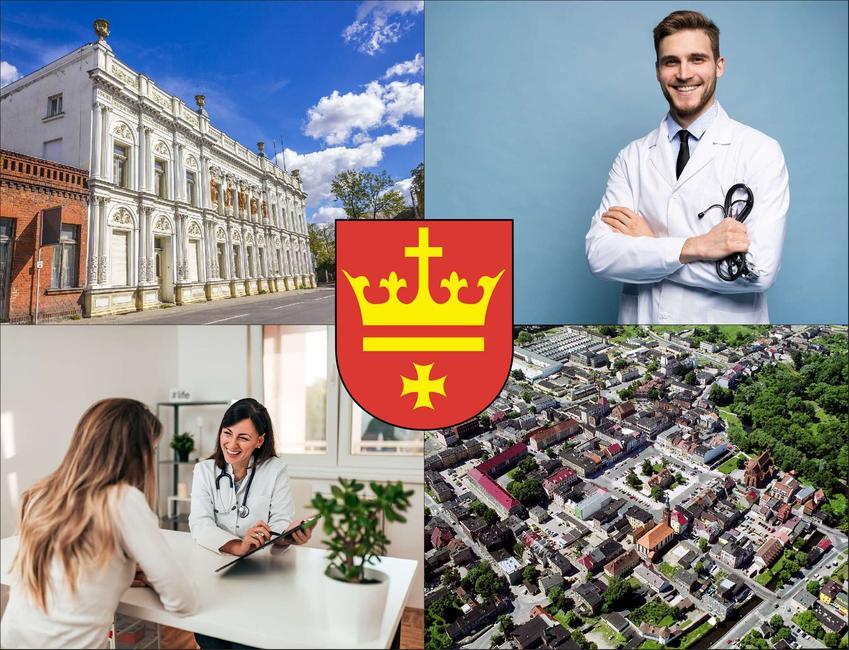 Starogard Gdański - cennik prywatnych wizyt u okulisty - sprawdź lokalne ceny optyków