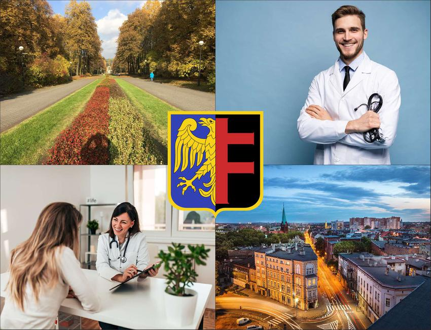 Chorzów - cennik prywatnych wizyt u okulisty - sprawdź lokalne ceny optyków