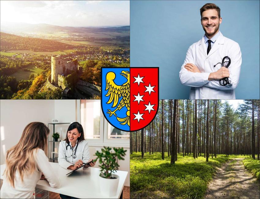 Lubliniec - cennik prywatnych wizyt u okulisty - sprawdź lokalne ceny optyków