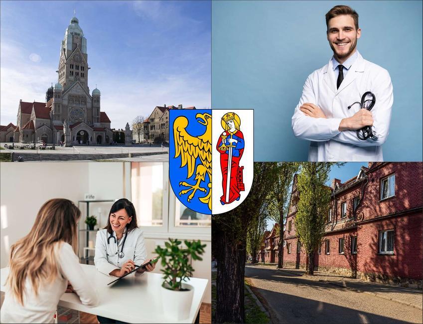 Ruda Śląska - cennik prywatnych wizyt u okulisty - sprawdź lokalne ceny optyków
