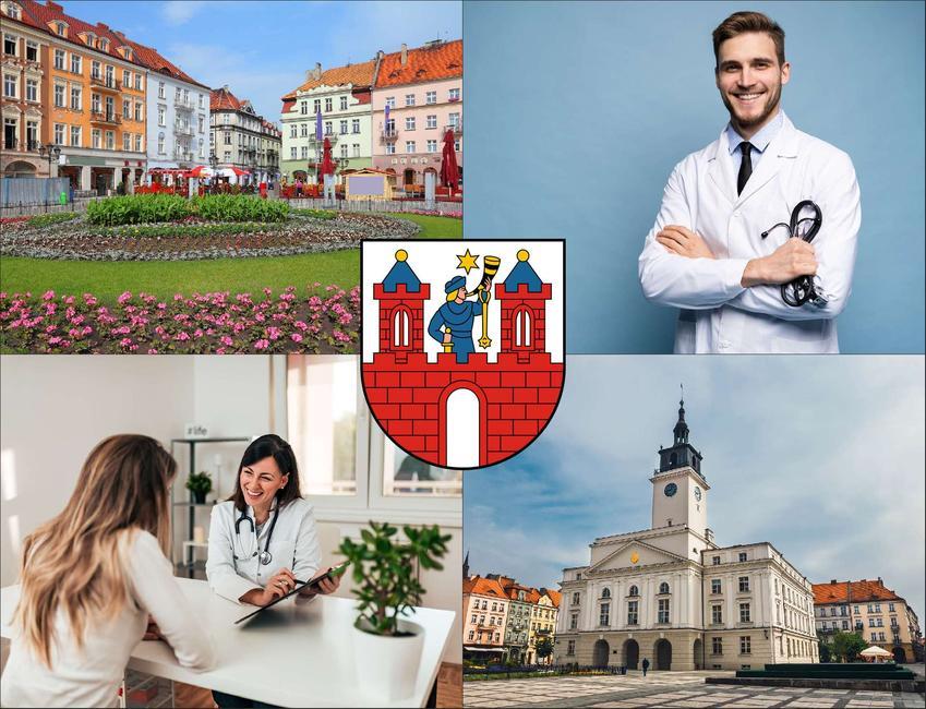 Kalisz - cennik prywatnych wizyt u okulisty - sprawdź lokalne ceny optyków