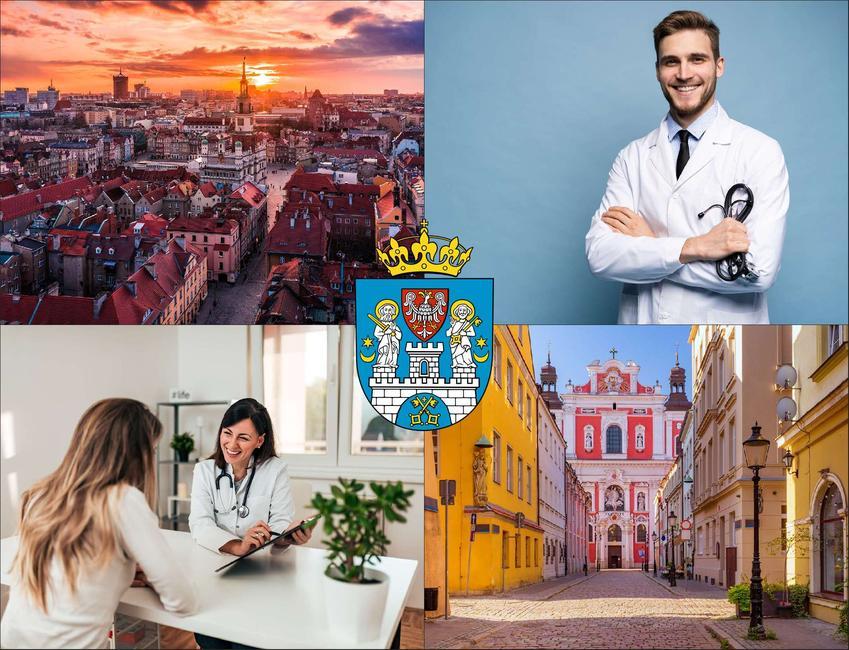 Poznań - cennik prywatnych wizyt u okulisty - sprawdź lokalne ceny optyków