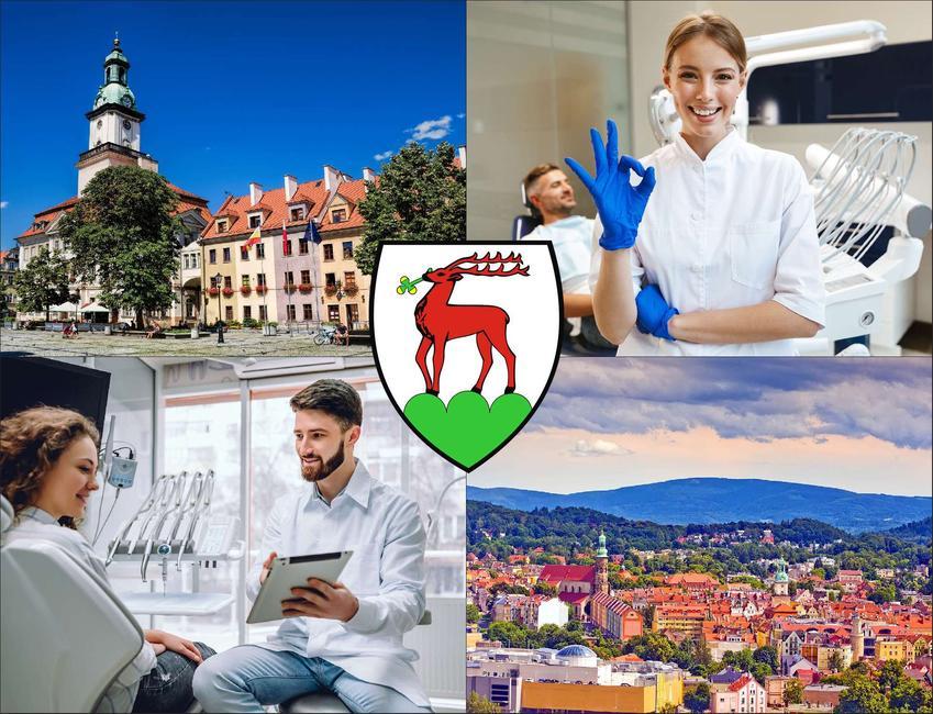 Jelenia Góra - cennik chirurgów szczękowych - sprawdź lokalne ceny u chirurgów stomatologów