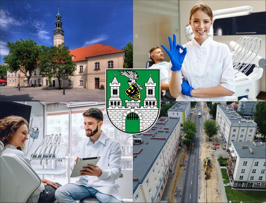 Zielona Góra - cennik chirurgów szczękowych - sprawdź lokalne ceny u chirurgów stomatologów