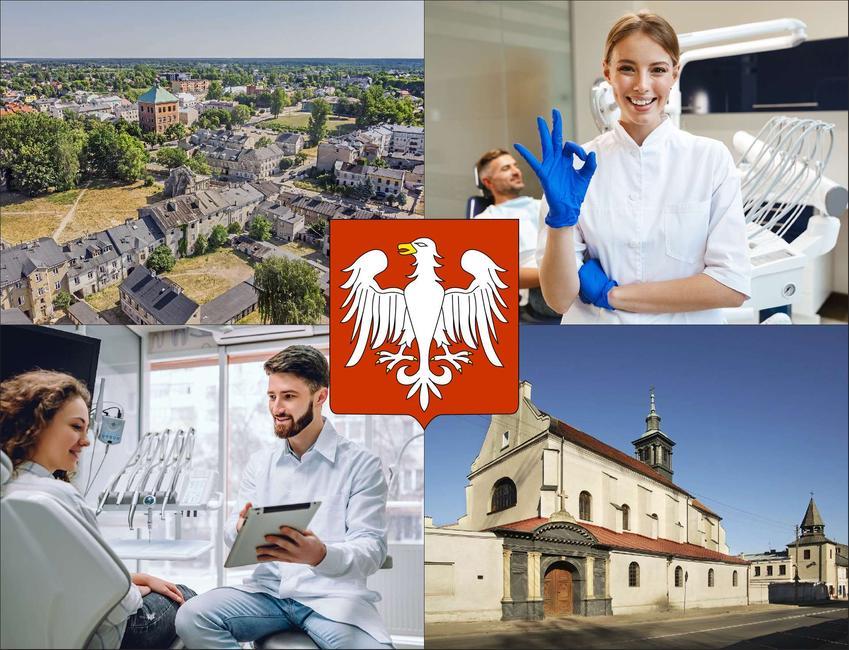 Piotrków Trybunalski - cennik chirurgów szczękowych - sprawdź lokalne ceny u chirurgów stomatologów