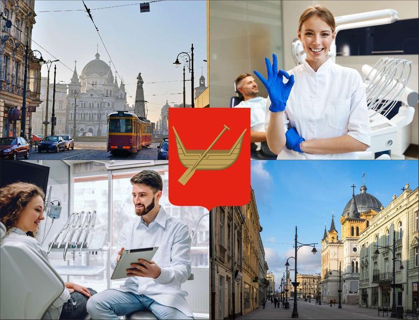 Łódź - cennik chirurgów szczękowych - sprawdź lokalne ceny u chirurgów stomatologów