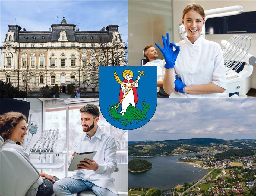Nowy Sącz - cennik chirurgów szczękowych - sprawdź lokalne ceny u chirurgów stomatologów
