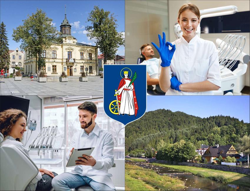 Nowy Targ - cennik chirurgów szczękowych - sprawdź lokalne ceny u chirurgów stomatologów