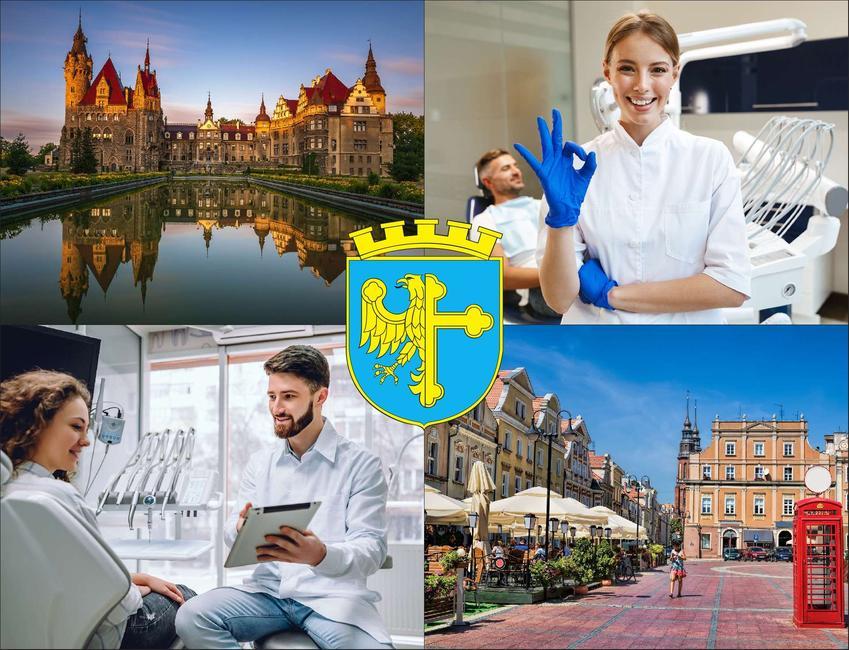 Opole - cennik chirurgów szczękowych - sprawdź lokalne ceny u chirurgów stomatologów