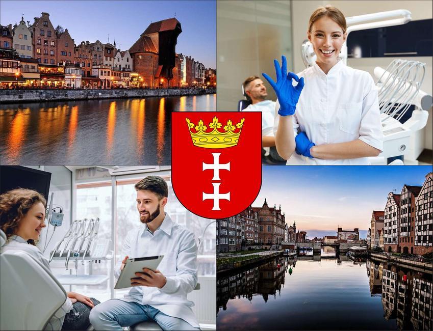Gdańsk - cennik chirurgów szczękowych - sprawdź lokalne ceny u chirurgów stomatologów