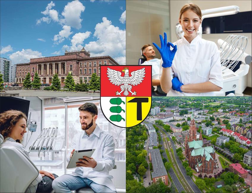 Dąbrowa Górnicza - cennik chirurgów szczękowych - sprawdź lokalne ceny u chirurgów stomatologów