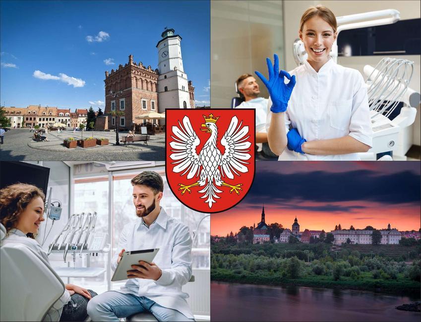 Sandomierz - cennik chirurgów szczękowych - sprawdź lokalne ceny u chirurgów stomatologów