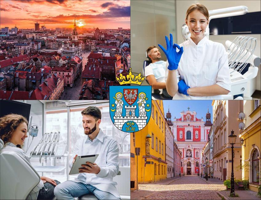 Poznań - cennik chirurgów szczękowych - sprawdź lokalne ceny u chirurgów stomatologów