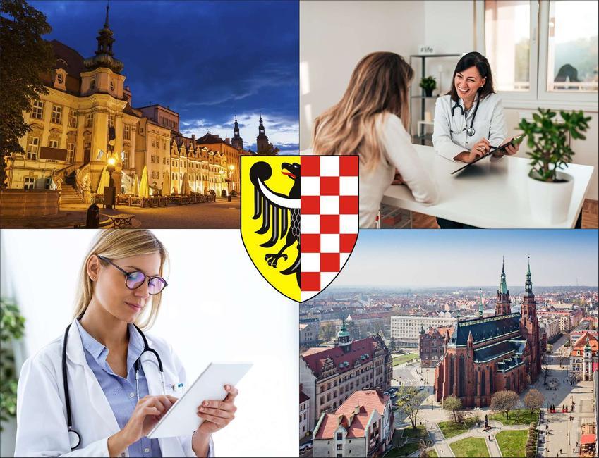 Legnica - cennik prywatnych wizyt u immunologa - sprawdź lokalne ceny w poradniach immunologicznych