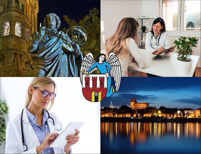 Toruń - cennik prywatnych wizyt u immunologa - sprawdź lokalne ceny w poradniach immunologicznych