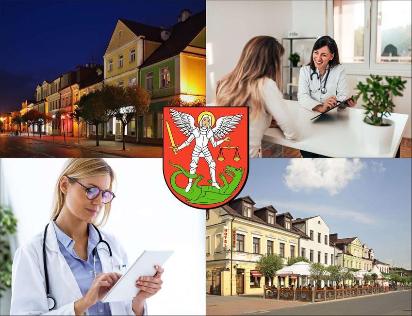 Biała Podlaska - cennik prywatnych wizyt u immunologa - sprawdź lokalne ceny w poradniach immunologicznych