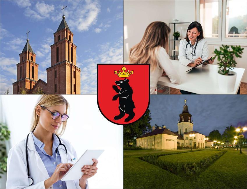 Łuków - cennik prywatnych wizyt u immunologa - sprawdź lokalne ceny w poradniach immunologicznych