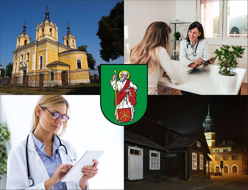 Tomaszów Lubelski - cennik prywatnych wizyt u immunologa - sprawdź lokalne ceny w poradniach immunologicznych