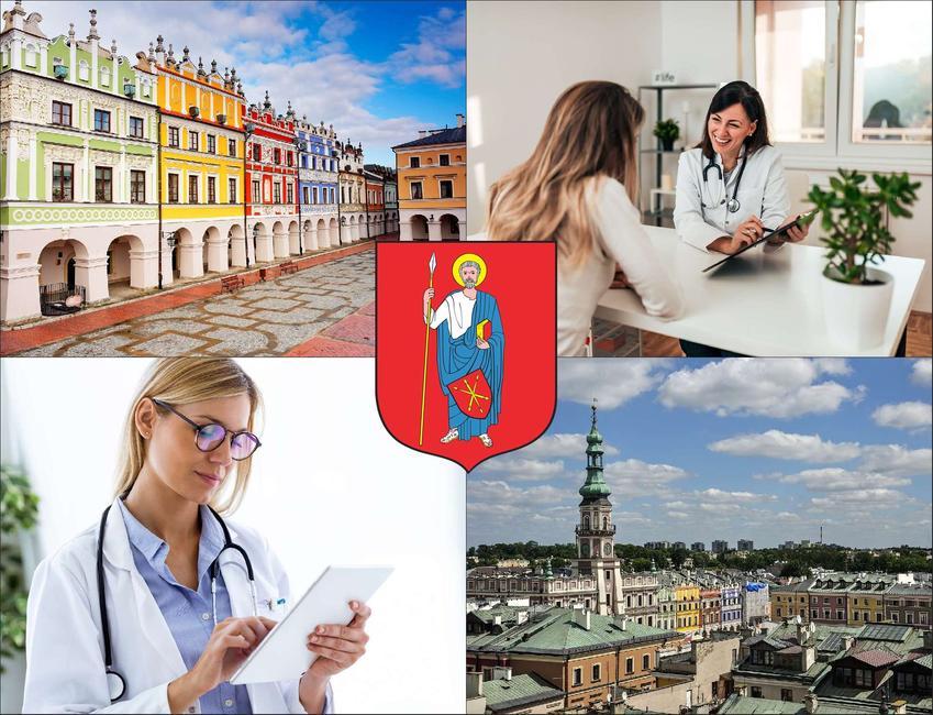 Zamość - cennik prywatnych wizyt u immunologa - sprawdź lokalne ceny w poradniach immunologicznych