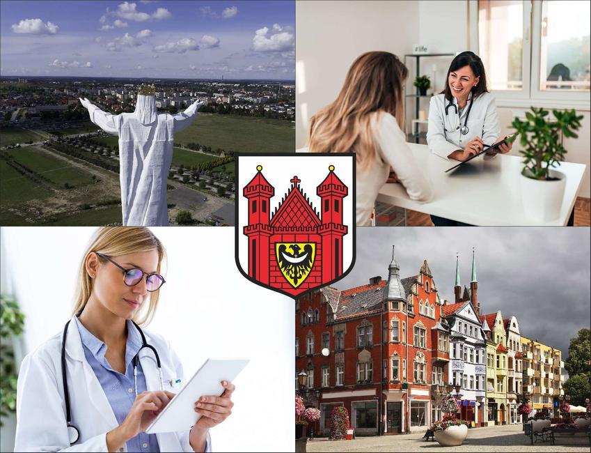 Świebodzin - cennik prywatnych wizyt u immunologa - sprawdź lokalne ceny w poradniach immunologicznych