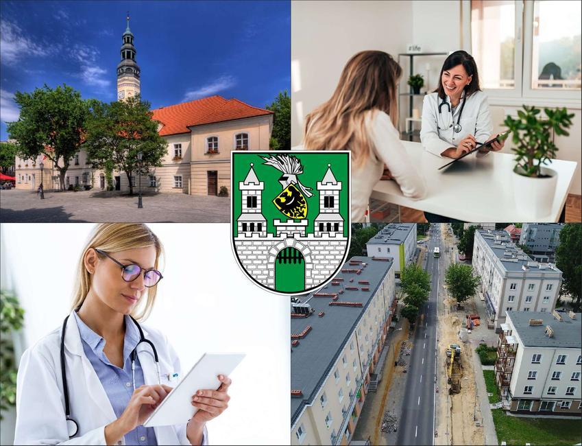 Zielona Góra - cennik prywatnych wizyt u immunologa - sprawdź lokalne ceny w poradniach immunologicznych