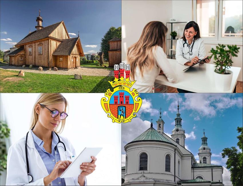 Radomsko - cennik prywatnych wizyt u immunologa - sprawdź lokalne ceny w poradniach immunologicznych