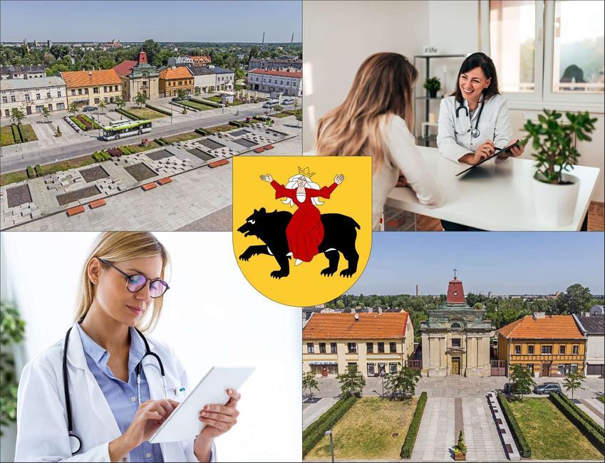 Tomaszów Mazowiecki - cennik prywatnych wizyt u immunologa - sprawdź lokalne ceny w poradniach immunologicznych