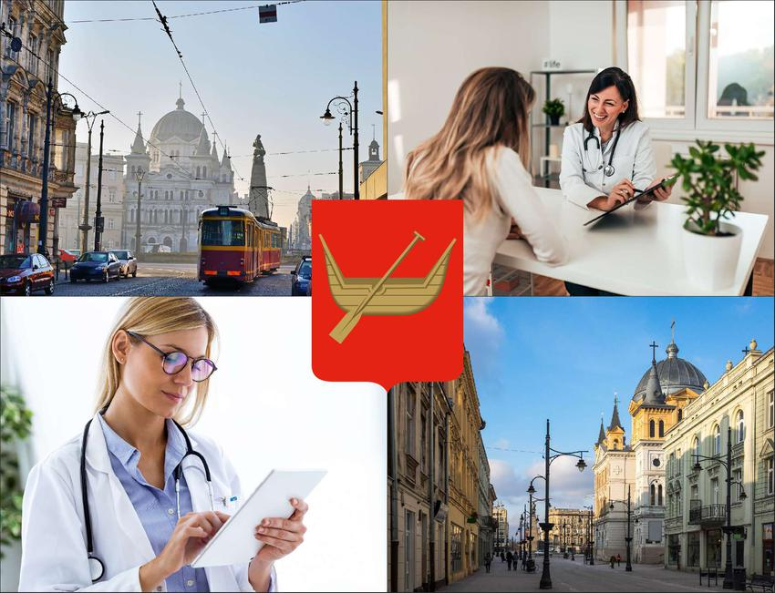 Łódź - cennik prywatnych wizyt u immunologa - sprawdź lokalne ceny w poradniach immunologicznych
