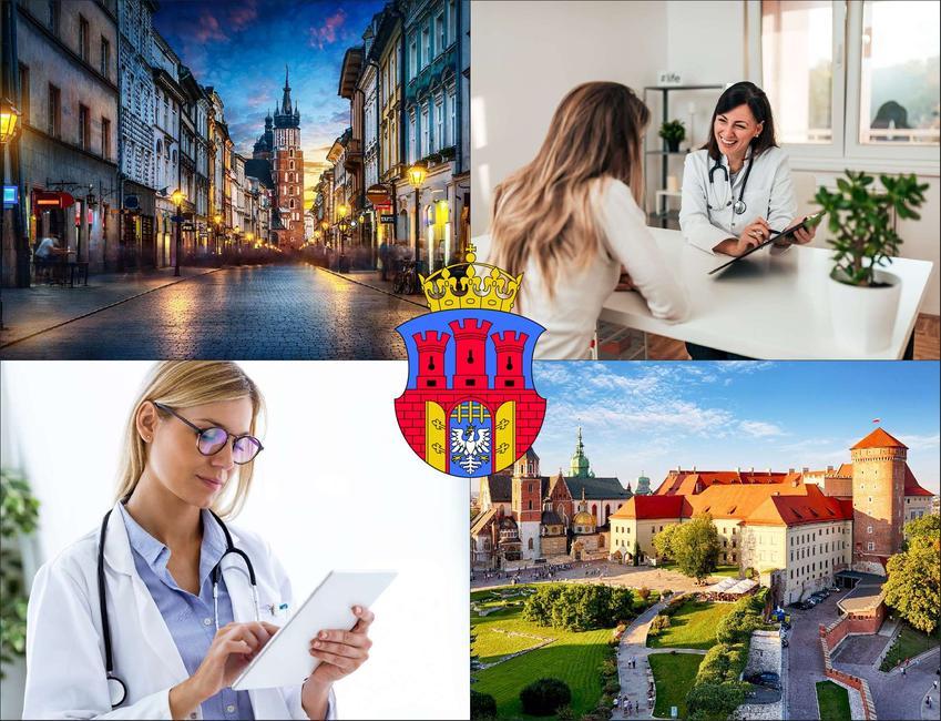 Kraków - cennik prywatnych wizyt u immunologa - sprawdź lokalne ceny w poradniach immunologicznych