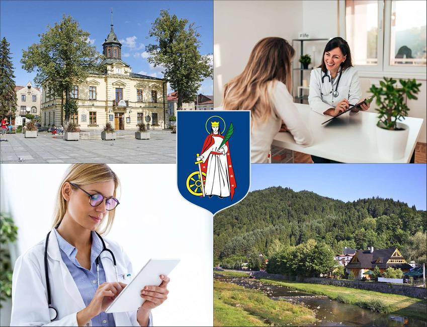 Nowy Targ - cennik prywatnych wizyt u immunologa - sprawdź lokalne ceny w poradniach immunologicznych