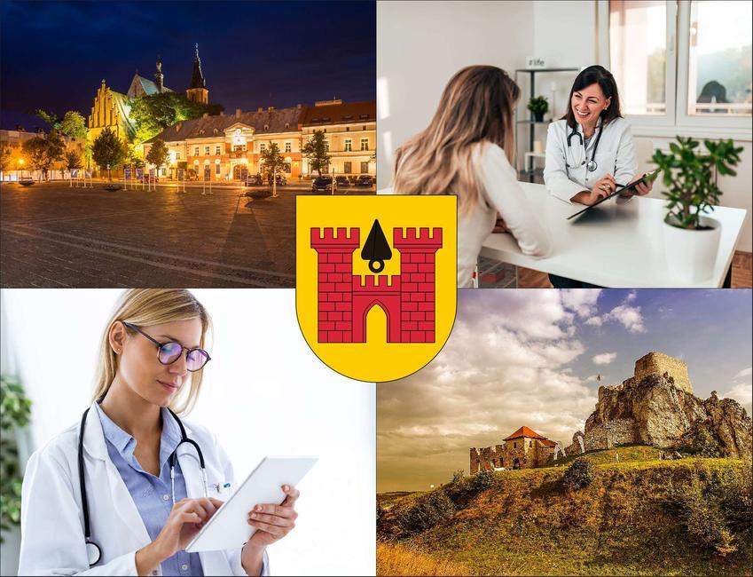 Olkusz - cennik prywatnych wizyt u immunologa - sprawdź lokalne ceny w poradniach immunologicznych