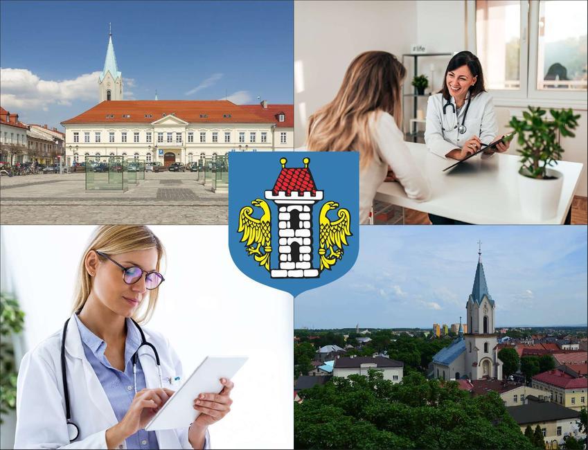 Oświęcim - cennik prywatnych wizyt u immunologa - sprawdź lokalne ceny w poradniach immunologicznych